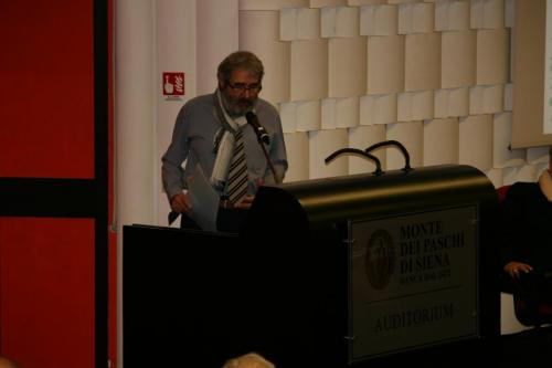 Roberto Pardini - Presidente Onorario Rete Regionale Toscana Utenti Salute Mentale