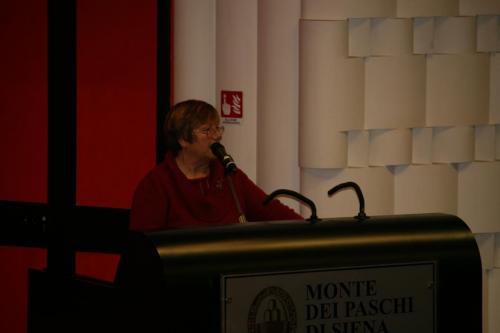 "Kira Pellegrini - Presidente ""Oltre l'orizzonte"" Pistoia"