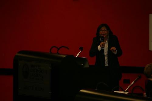 Liliana Dell'Osso - Direttore Scuola Specializzazione in Psichiatria Università degli Studi di Pisa