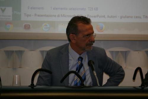 Giuliano Casu - Psichiatra - Responsabile Salute mentale Area Vasta Centro