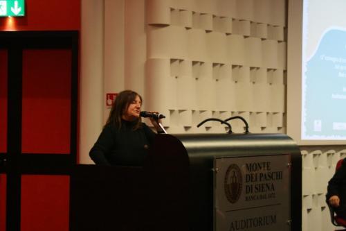Rosaria Raspi - Vice Presidente Associazione Ada