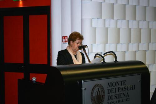 Gemma Del Carlo - Presidente Coordinamento