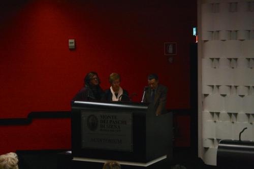 Maria Grazia Bertelloni, Gemma Del Carlo, Gozzini