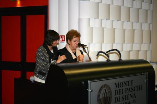 Gemma Del Carlo e Marzia Fratti