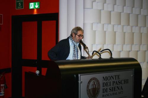 Roberto Pardini - Presidente Rete Regionale Toscana Utenti Salute Mentale