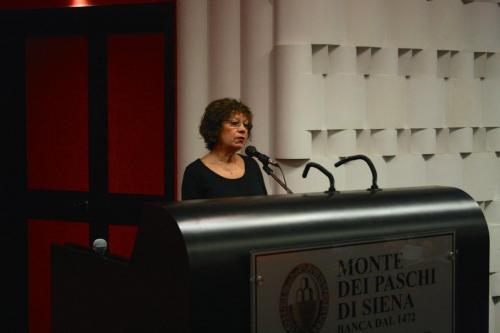 Patrizia Frilli - Presidente Coordinamento Di Poi