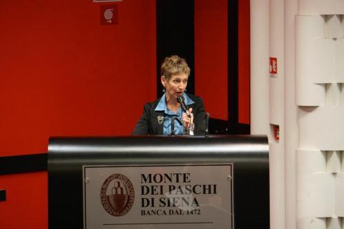 Barbara Trambusti - Resp. Settore Politiche per l'integrazione socio sanitaria Regione Toscana