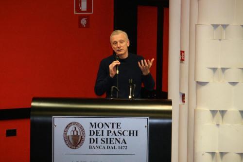 Andrea Fagiolini  -Andrea Fagiolini - Direttore Clinica Psichiatrica e Scuola Specializzazione in psichiatria