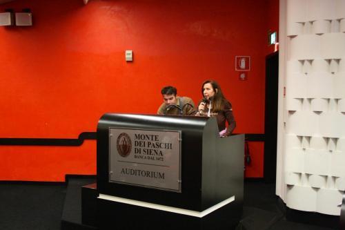 Donatella Miccinesi - Associazione AISME Firenze