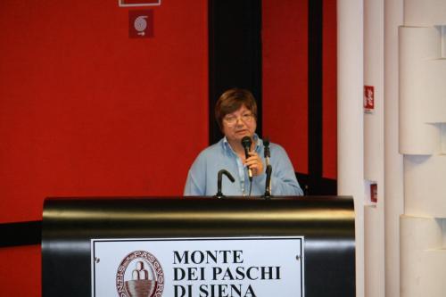 Kira Pellegrini - Presidente Oltre l'Orizzonte Pistoia