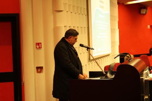 Riccardo Silvestri - Presidente Onorario Rete Regionale Toscana Utenti Salute Mentale
