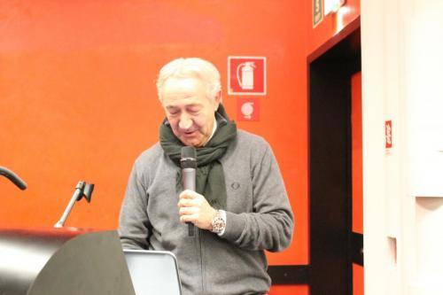 Roberto Sarlo -Psichiatra - Responsabile Salute Mentale Area Vasta Nord-Ovest