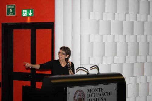 Laura Ulivi - Presidente Cooperativa Don Chisciotte Pistoia