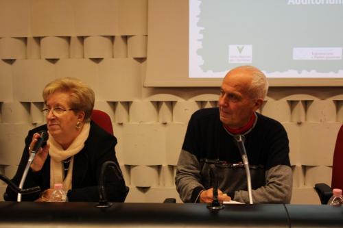 Gemma Del Carlo e Galileo Guidi