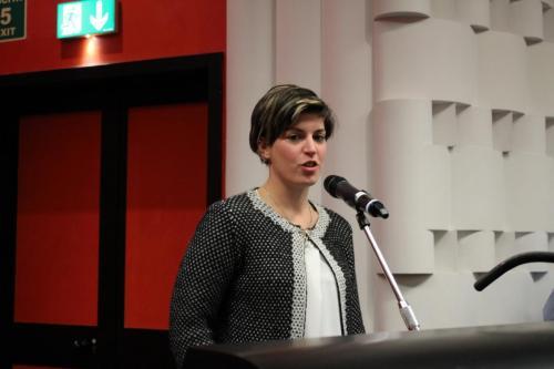 Lucia Giusti - Volontaria Coordinamento