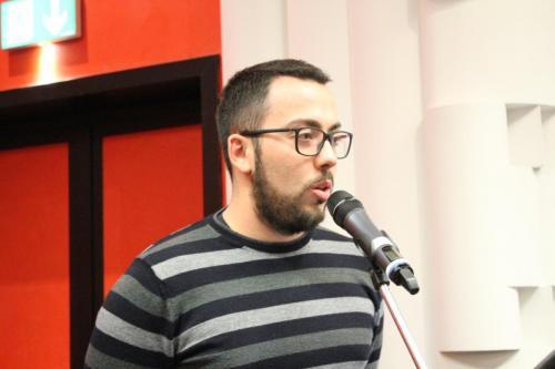 Antonio Martinez - Volontario Coordinamento