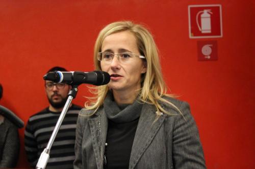 Chiara Piletti - Volontaria Coordinamento